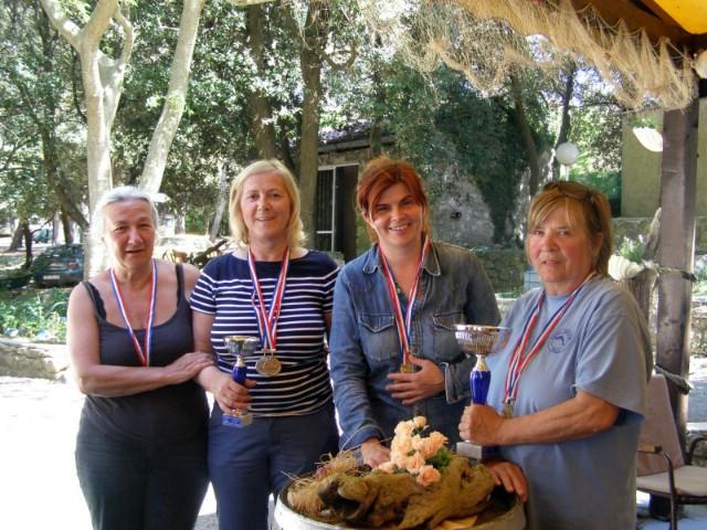 U Tunarici održano Međuopćinsko prvenstvo istočne Istre za kategoriju seniorka štap obala
