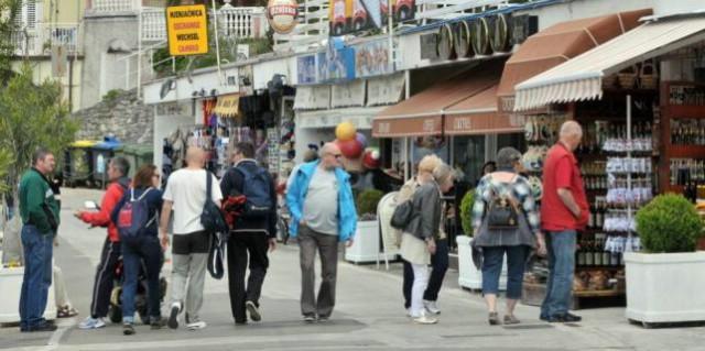 Na Labinštini u travnju manje turista nego istog mjeseca prošle godine