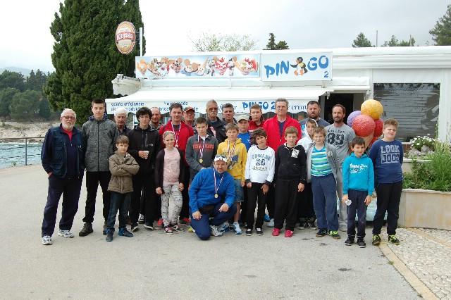Održano klupsko natjecanje DSRŠAV `Galeb` u sportskom ribolovu za sve kategorije