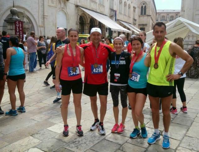 Ivan Stanić četvrti na dubrovačkom polu maratonu
