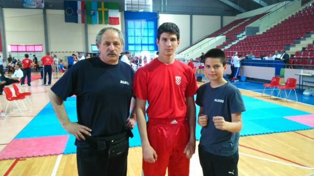 Marino Faraguna i Filip Grbić vodeći na rang listi najuspješnijih natjecatelja u kickboxingu
