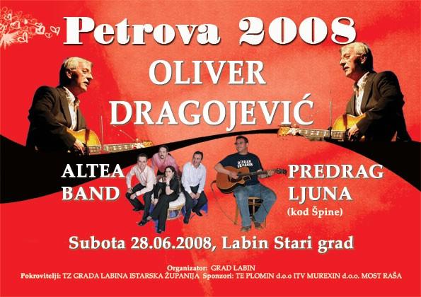 Oliver Dragojević gost Petrove