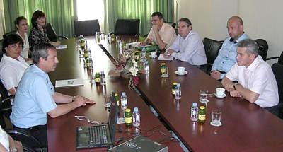 Izaslanstvo Vlade kantona Sarajevo posjetilo Labin