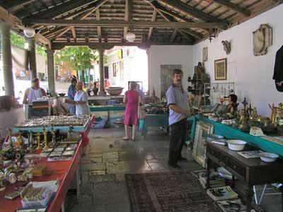 Otvoren sajam antikviteta u Labinu