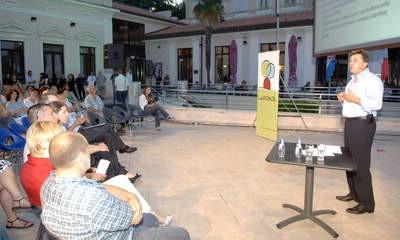Ladonja: Četiri ideje za razvoj Istre