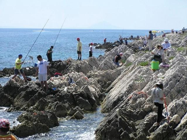 U Ravnima održano prvenstvo istarske županije u ribolovu štapom sa obale za kategorije U-16 i U-21