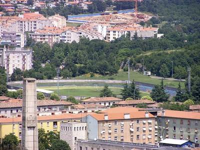 Grad planira urbane vile kraj stadiona