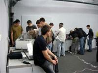 """Maturalni rad Maura Vozile na Međunarodnom sajmu inovacija """"ARCA 2008"""""""