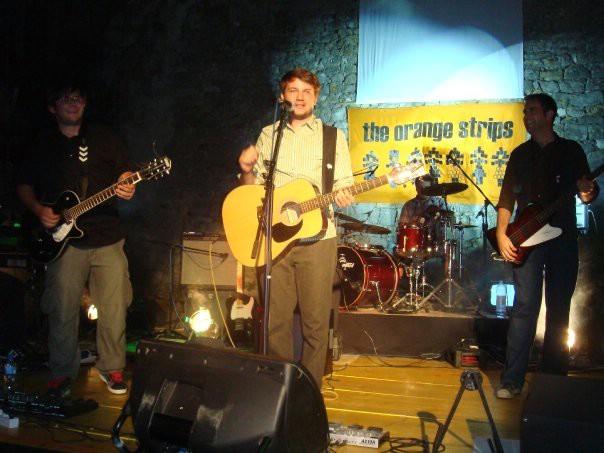 The Orange Strips koncertom na otvaranju LAR-a promovirali svoj prvi album (Glerija fotografija)