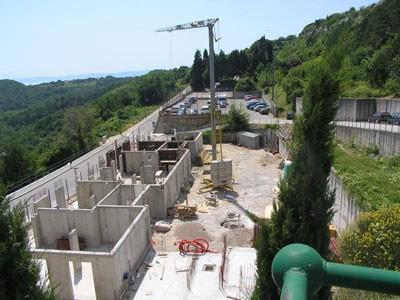 Gradilište tvrtke ''De Conte'' u starom Labinu ima građevinsku dozvolu