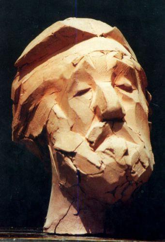 Izložba kipara Mate Čvrljka u Brseču