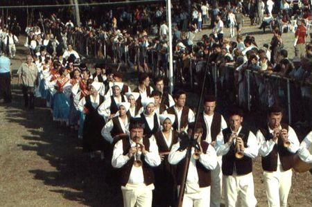 Sutra u Barbanu 42. smotra narodne glazbe i plesa Puljštine