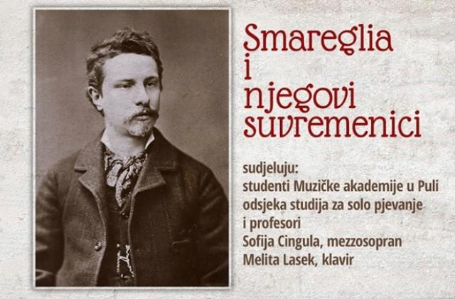 Koncert Smareglia i njegovi suvremenici
