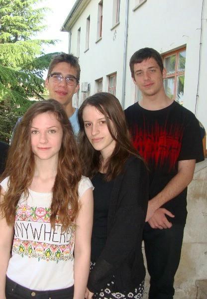 Labinski srednjoškolci osvojili 2 mjesto na 10. Festivalu matematike na državnoj razini