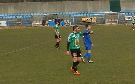 Nogomet: NK PAZINKA - NK RUDAR  0:1  (0:1)