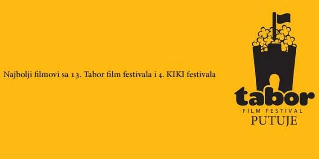 Tabor film festival 30. 05.  od 21 sat na velikom platnu u KUC Lamparna
