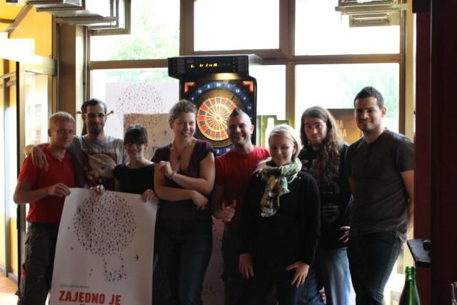 Manifestacija `Hrvatska volontira` i u Labinu