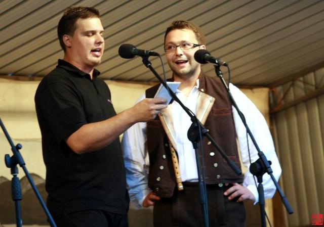 Zoran Karlić i Noel Šuran u zagrebačkoj Mimari