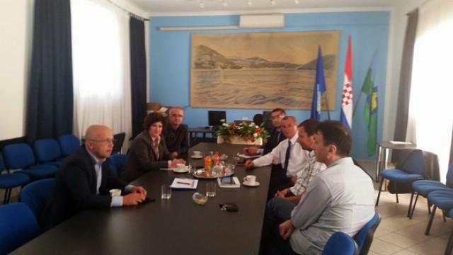 Čelnici Udruge općina sastali se s načelnicima istarskih općina