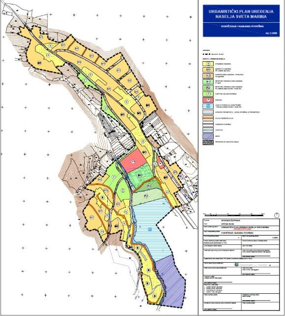 [Dokumenti] Započela Javna rasprava o Prijedlogu urbanističkog plana uređenja naselja Sv. Marina