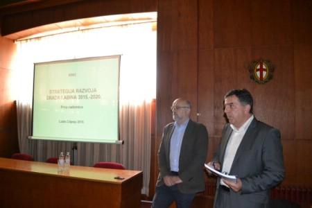 Prvi radni sastanak izrade Razvojne strategije grada Labina 2014.-2020.