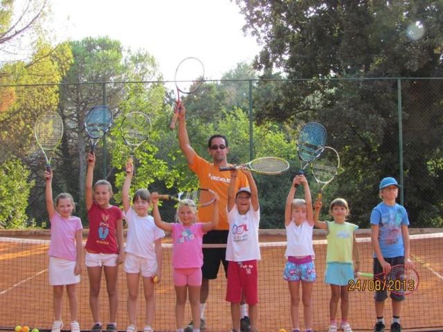 Teniski klub Rabac: upis u ljetnu školu tenisa