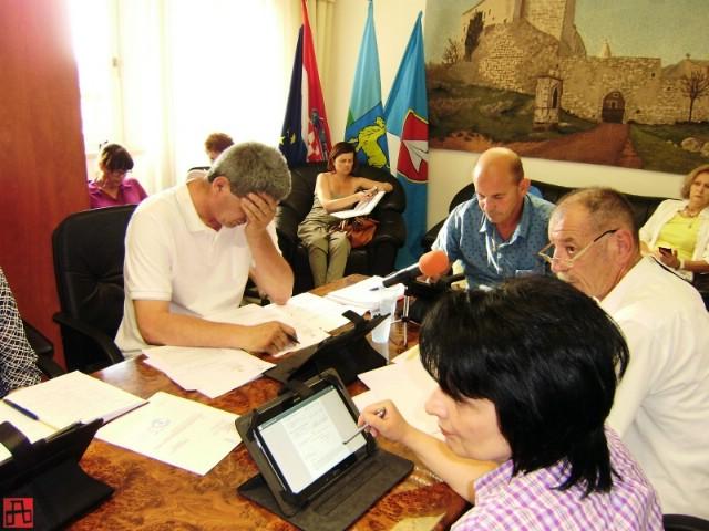 Kršanski proračun smanjen za gotovo 7,5 milijuna kuna