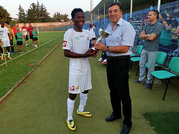 Završena Kvarnerska rivijera 2015: Abuja i Hellas Verona pobjednici labinske skupine