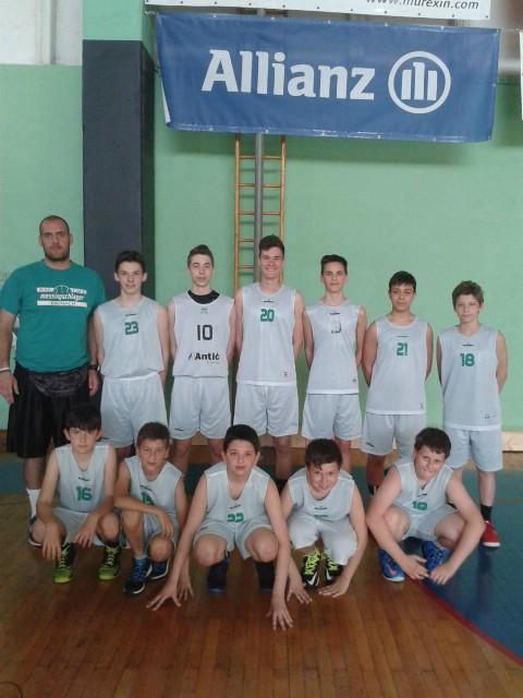 Kadetski košarkaški turnir Labinska republika 2015. ove subote u Labinu