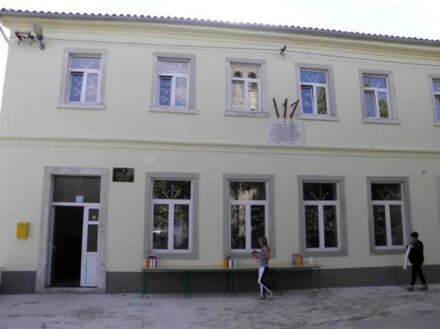 Obnovljena škola u Svetoj Katarini