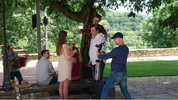 Promocija nove pjesme u spota etno benda Šćike ove nedjelje u Potpićnu