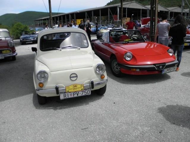 Održan 6. Liburnia classic rally