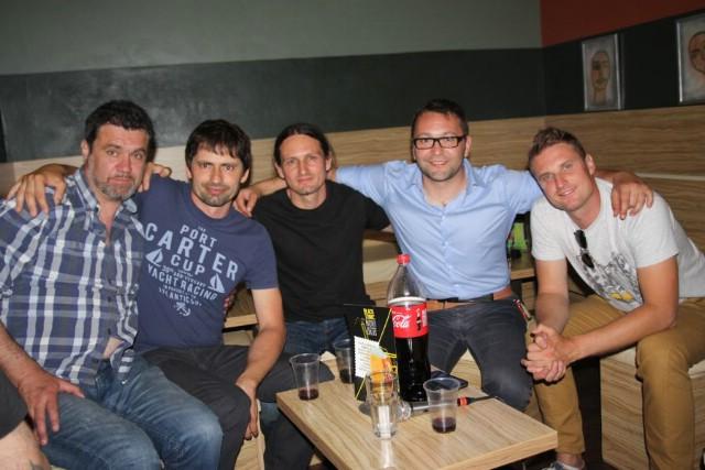 Šćike i Alen Vitasović održali promociju nove pjesme i spota `Grožnjana grada`
