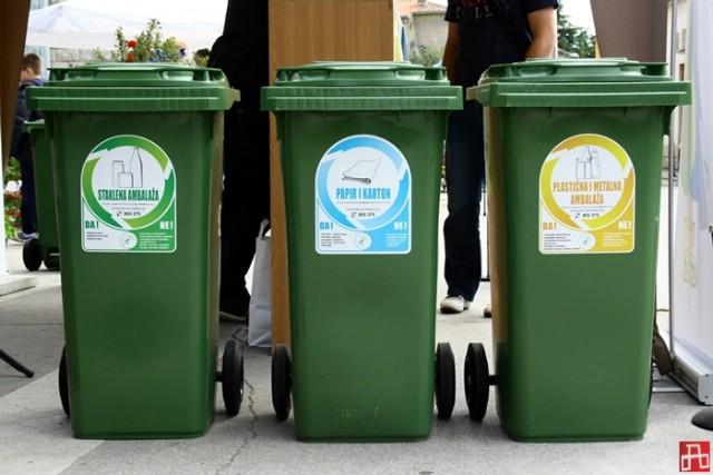 Na jesen čipiranje kanti i naplata odvoza otpada po volumenu