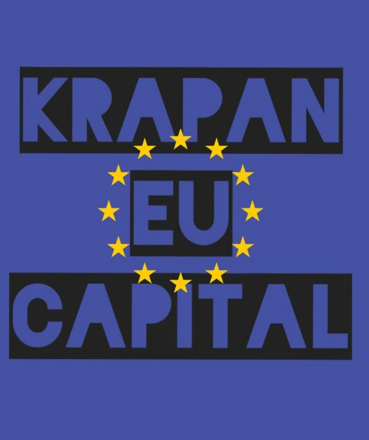 Nastavak projekta Krapan EU Kapital festival 03.-08.07.2015. u Krapnu i okolici.