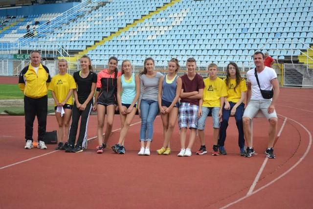 Francesca Pappalardo i Ivana Knapić na pojedinačnom prvenstvu RH za juniore i juniorke