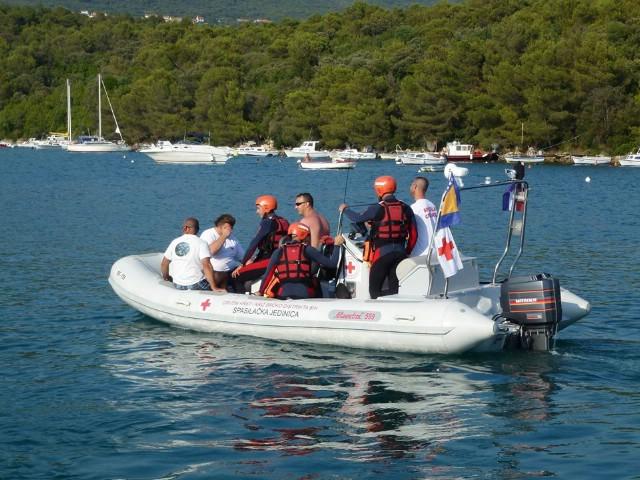 Ovog vikenda na Labinštini održana zajednička vježba interventnih timova Društva Crvenog križa Istarske županije i Crvenog križa/krsta Brčko distrikta BIH