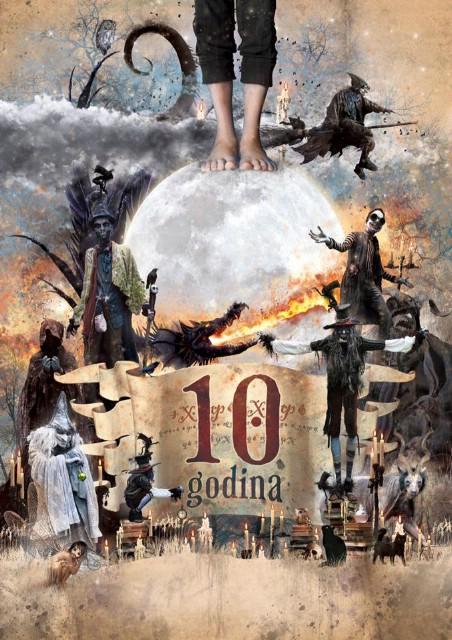 Jubilarni 10. LegendFest Pićan 2015.