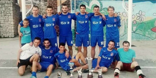 Malonogometaši Santa Domenica senior najbolji na 22. Memorijalnom turniru Klaudio Kiršić