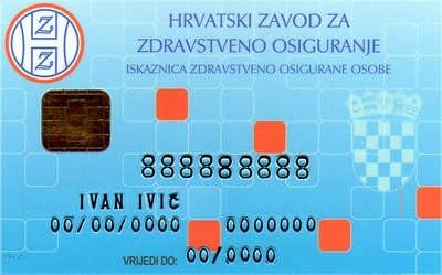 Stigle »pametne« zdravstvene kartice