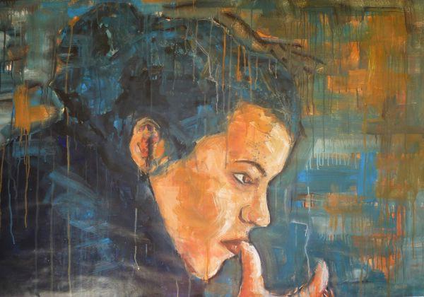 Art kolonije - izložbe mladih umjetnika u Labinu: Ovog tjedna izlažu mladi umjetnici iz Splita