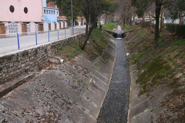 Vodovod Labin o kvaru na pročistaču otpadnih voda u Raši