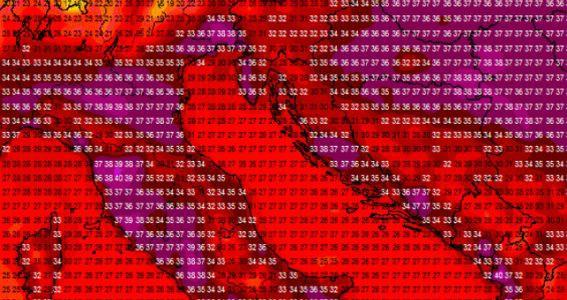 Pripremite se za `pakao`: Pred nama opasni toplinski valovi