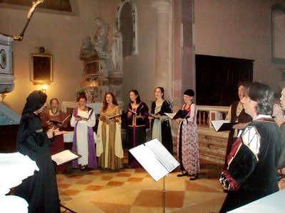 Nastupom ansambla Canticum započelo labinsko Klasično ljeto