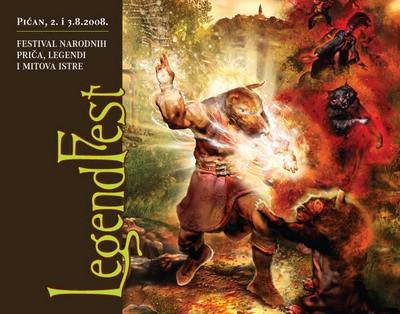 LegendFest u Pićnu 2. i 3. kolovoza