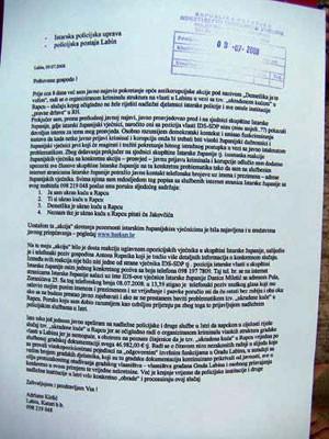 Policija od danas istražuje prijetnje Kiršiću s mobitela IDS-ove vijećnice Danice Miletić