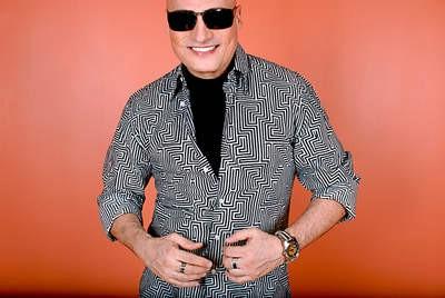 DJ legenda Danny Tenaglia na plaži Girandella