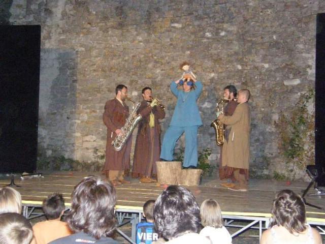 Dječja predstava Teatra Exit kod špine (Galerija fotografija)