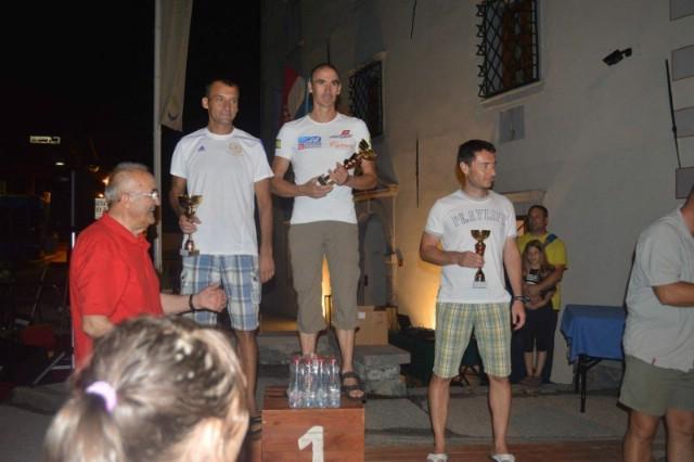 Ivan Stanić i Sandi Lukšić na 3. Kupskom noćnom polumaratonu