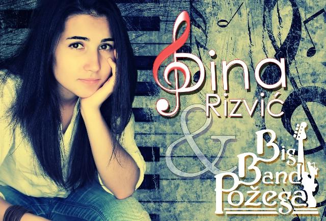 Sutra na rivi u Rapcu koncert Dine Rizvić i Big Banda Požega